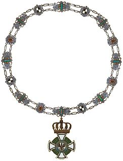 House Order of Hohenzollern award
