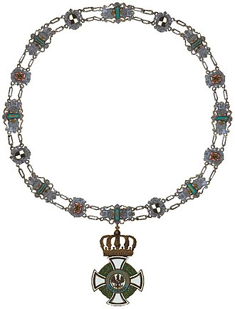 House Order of Hohenzollern - Image: Hohenzollernkette
