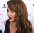 Holly Taylor at the International Emmy Awards.png