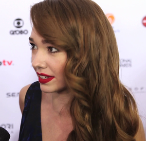 Holly Taylor - Taylor in November 2015
