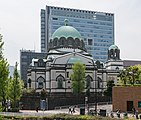 Holy Resurrection Cathedral, Tokyo, North view 20190422 1.jpg