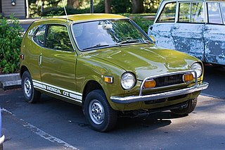 Honda Z Motor vehicle