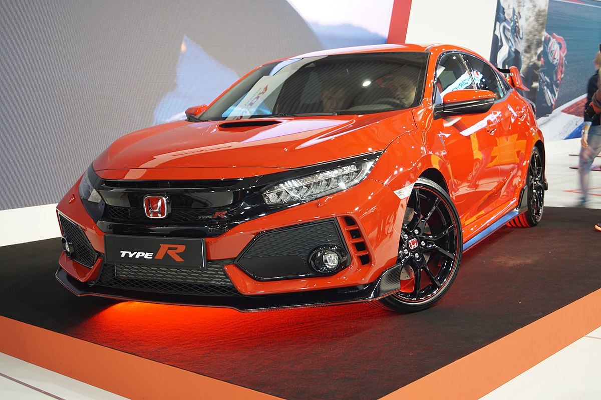 Honda Civic Type R Wikipedia