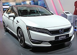 Honda Clarity Fuel Cell (seit 2016)