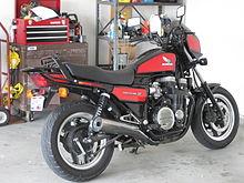 Honda CB700SC - Wikipedia