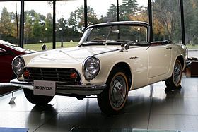 image illustrative de l'article Honda S500