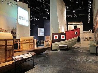 Hong Kong Heritage Museum - New Territories Heritage Hall