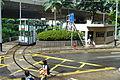 Hong Kong Tramways, Whitty Street Terminus (Shek Tong Tsui Terminus) (Hong Kong).jpg