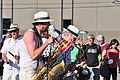 Honk Fest West 2015, Georgetown, Seattle - Carnival Band 22 (19059394005).jpg