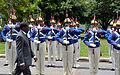 Honras militares e reunião com o Ministro da Defesa de Cabo Verde, Rui Semedo. (16720634770).jpg