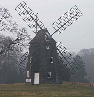 East Hampton (village), New York - Hook Mill