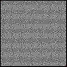 Maze generation algorithm - Wikipedia