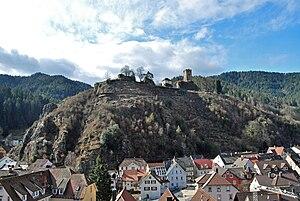 Hornberg - Castle of Hornberg