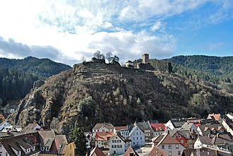 Hornberg - Castle of Hornberg