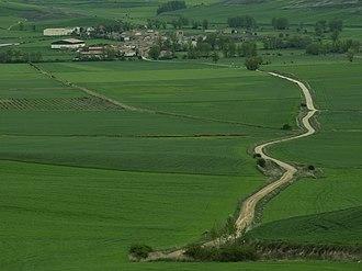 Hornillos del Camino - Image: Hornillos del Camino