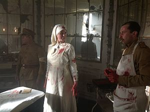 14 - Diaries of the Great War - Russian hospital at Frœschwiller chateau