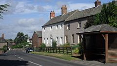 Houses at Burgh by Sands - geograph.org.uk - 1945694.jpg