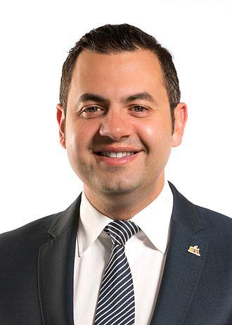Houssam Abiad - Clr Houssam Abiad, Former Deputy Lord Mayor, City of Adelaide