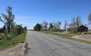 Hoyt, Colorado Unincorporated community in Colorado, United States