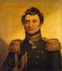 Portrait of Matvey Ye. Khrapovitsky (1784-1847) (replica of the 1821 portrait)