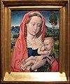 Hugo van der goes (attr.), madonna col bambino, 1470 ca..JPG