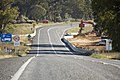 Hume Highway, with bypass work in progress, on the outskirts of Holbrook.jpg