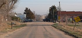 Huntley, Nebraska Division Ave from S 1.JPG
