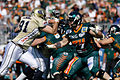 Hurricanes Offensive Tackle Nick Wieland against the Dresden Monarchs credit-Stuhr.JPG