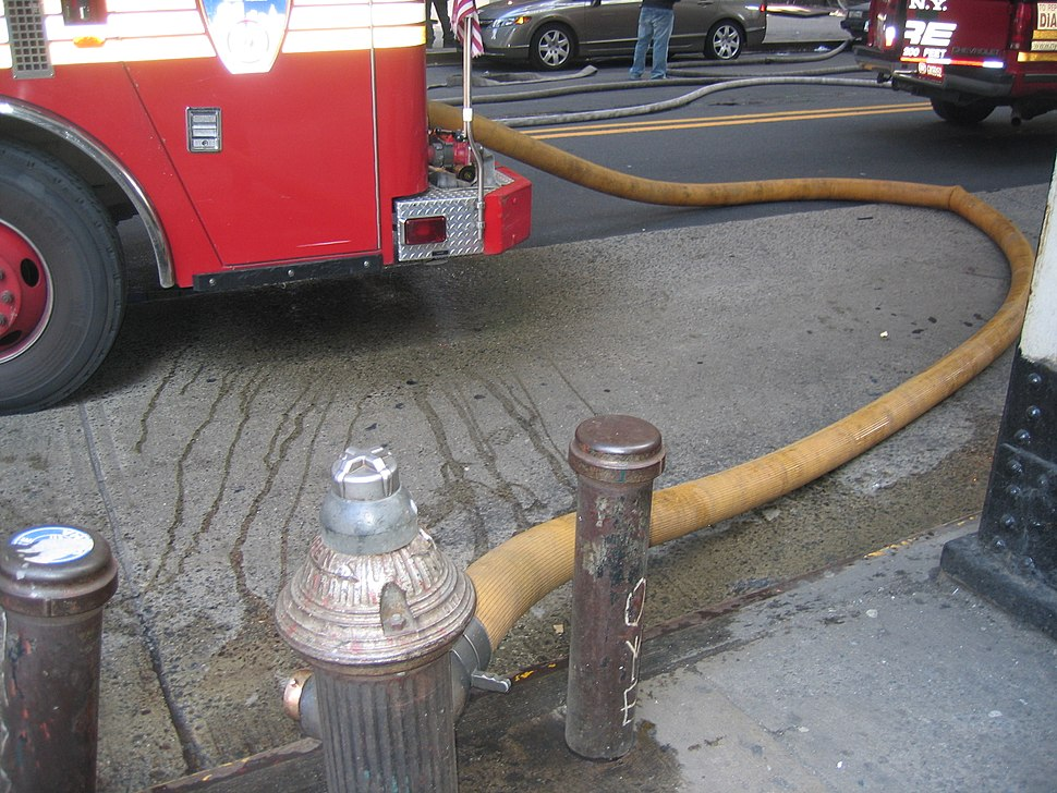 Hydrant to truck