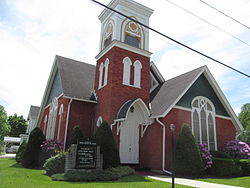 First United Church of Christ in Hyndman