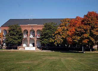 Inter-American Defense College - IADC Building