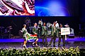 IPhO-2019 07-07 opening team South Africa.jpg