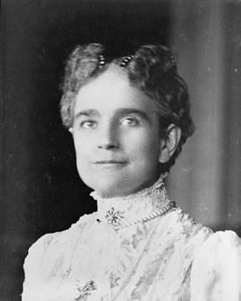 Ida McKinley in 1900