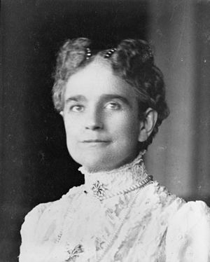 Ida Saxton McKinley - Image: IS Mc Kinley