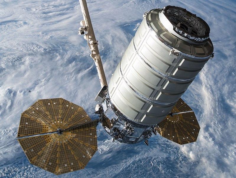 Цингус №9 Cygnus CRS OA-9E