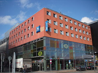 Ibis Budget - Ibis Budget Hotel in Flensburg City (form. Etap Hotel), March 2013