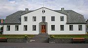 Iceland-Reykjavik-Stjornarrad-1