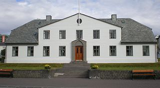 Cabinet of Iceland