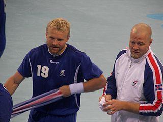 Sigfús Sigurðsson (handballer) Icelandic handball player