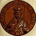 Icones imperatorvm romanorvm, ex priscis numismatibus ad viuum delineatae, and breui narratione historicâ (1645) (14723722306).jpg