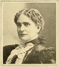 Ida Saxton McKinley, 1895