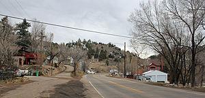 Idledale, Colorado - Idledale in 2014.