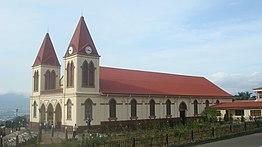 Resultado de imagen para Iglesia de san antonio de escazú