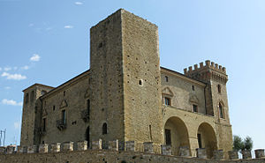 Crecchio - The castle