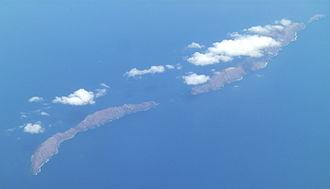 Desertas Islands - Image: Ilhas Desertas, el aero