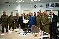 Ilir Meta visit to Homefront Command of Israel. i.jpg