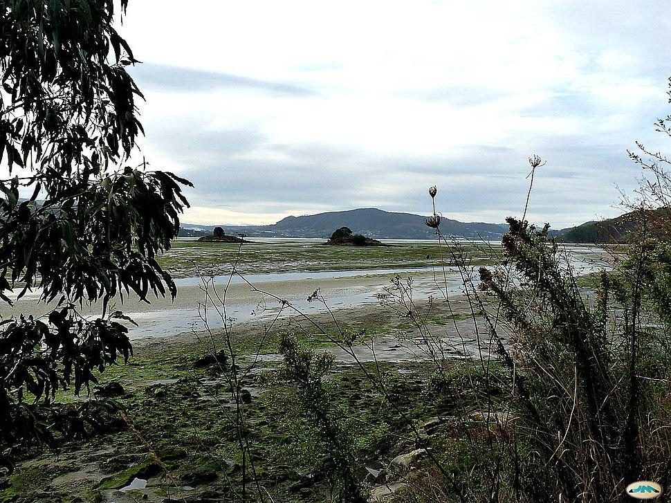 Illas Alvedosas, Arcade, Soutomaior