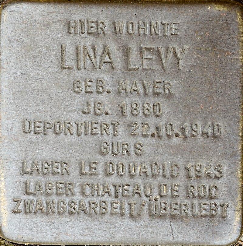Illingen - Lina Levy (1).jpg