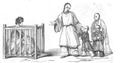 Illustrirte Zeitung (1843) 13 203 1 Der Käfich der Mistreß Noble.png