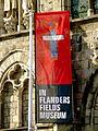 In Flanders Fields museum flag.jpg